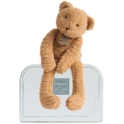 Peluche ours miel Sweety couture (38 cm) Histoire d'Ours