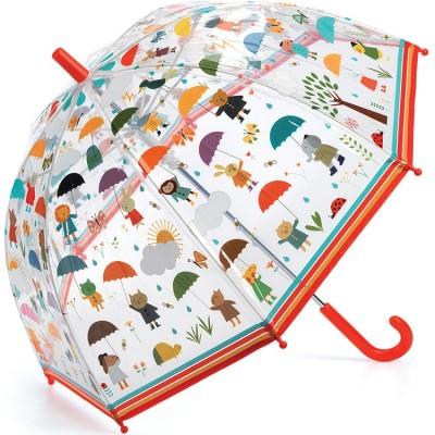 Parapluie Sous la pluie  par Little big room by Djeco