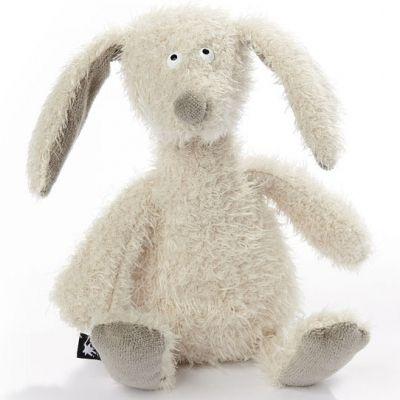 Peluche petit lapin Beasts Écru (22 cm) Sigikid