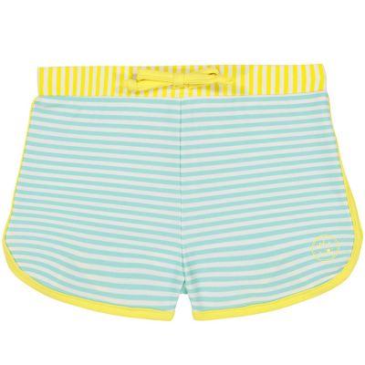 Maillot de bain short anti-UV Screech stripe (6 mois)