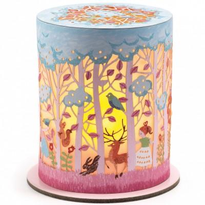 Lanterne lumineuse Forêt magique Fleur  par Djeco