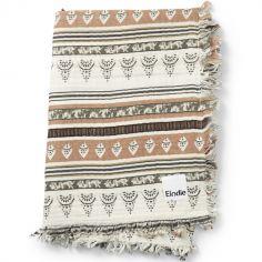 Couverture en coton froissé Desert Weaves (70 x 100 cm)
