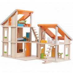 Maison chalet meublée PlanWood