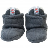 Chaussons bébé Slipper Scandinavian Coal (0-3 mois) - Lodger