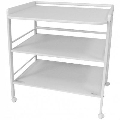 table langer clara bois blanc geuther berceau magique. Black Bedroom Furniture Sets. Home Design Ideas