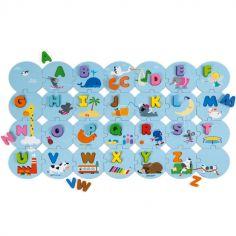 Puzzle à encastrer J'apprends l'alphabet