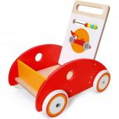 Chariot de marche voiture Racer - Scratch
