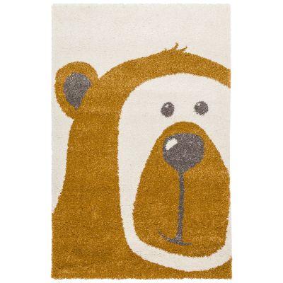 Tapis rectangulaire Ourson miel (80 x 150 cm)  par Art for Kids