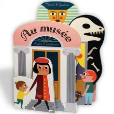 Mini livre Au Musée