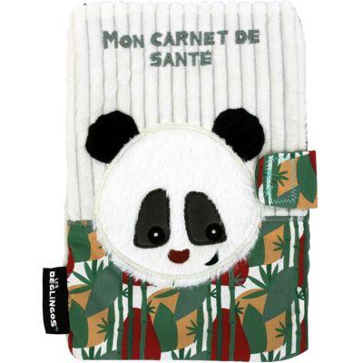 Protège carnet de santé Rototos le panda  par Les Déglingos
