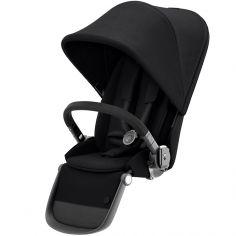 Assise supplémentaire Deep Black pour châssis Gazelle S noir