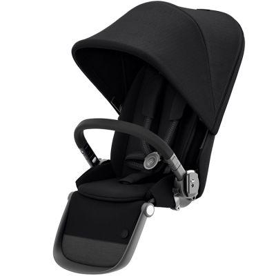 Assise supplémentaire Deep Black pour châssis Gazelle S noir  par Cybex