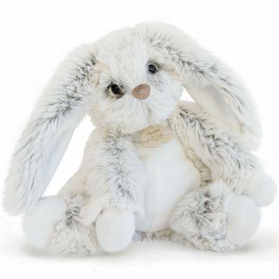 Peluche Lapin perle petit modèle (25 cm) Histoire d'Ours