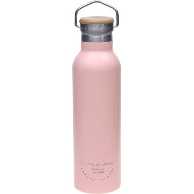 Thermos rose Adventure (700 ml)  par Lässig