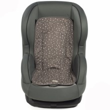 Assise universelle étoiles Positive taupe  par Walking Mum