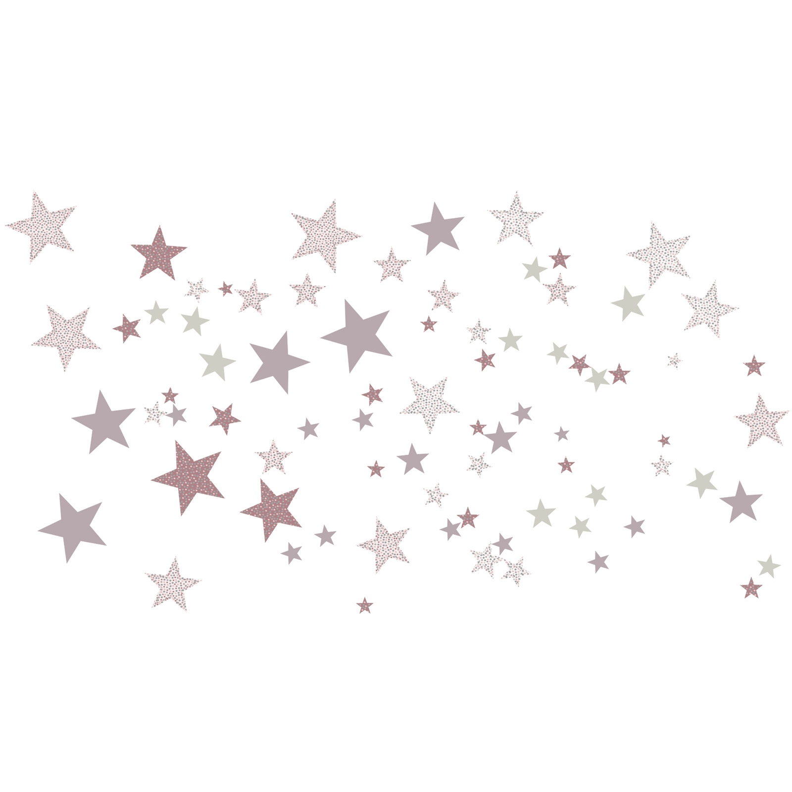 Stickers Etoiles constellation rose : Art for Kids