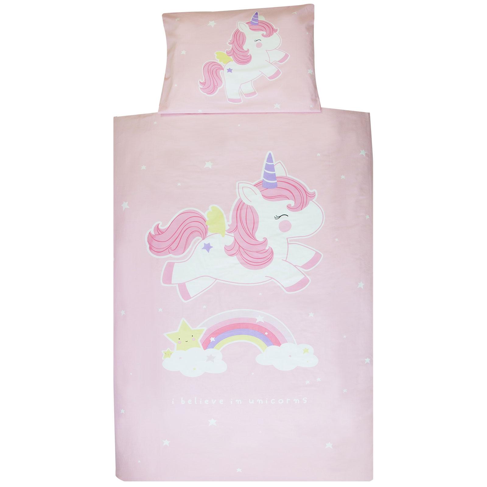 Linge pour lit enfant en 90 x 200 cm   Berceau magique