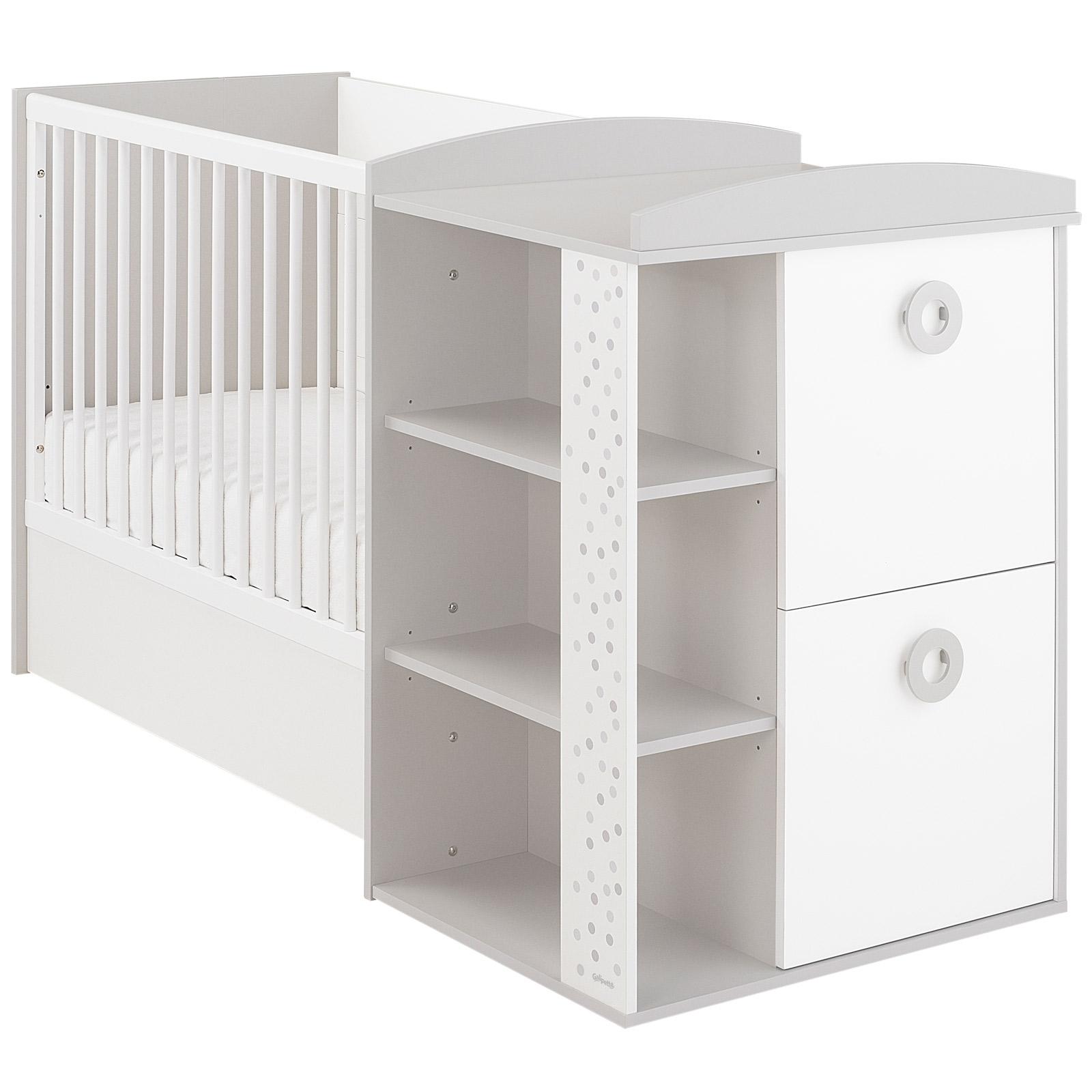 Une sélection de lits évolutifs pour bébé
