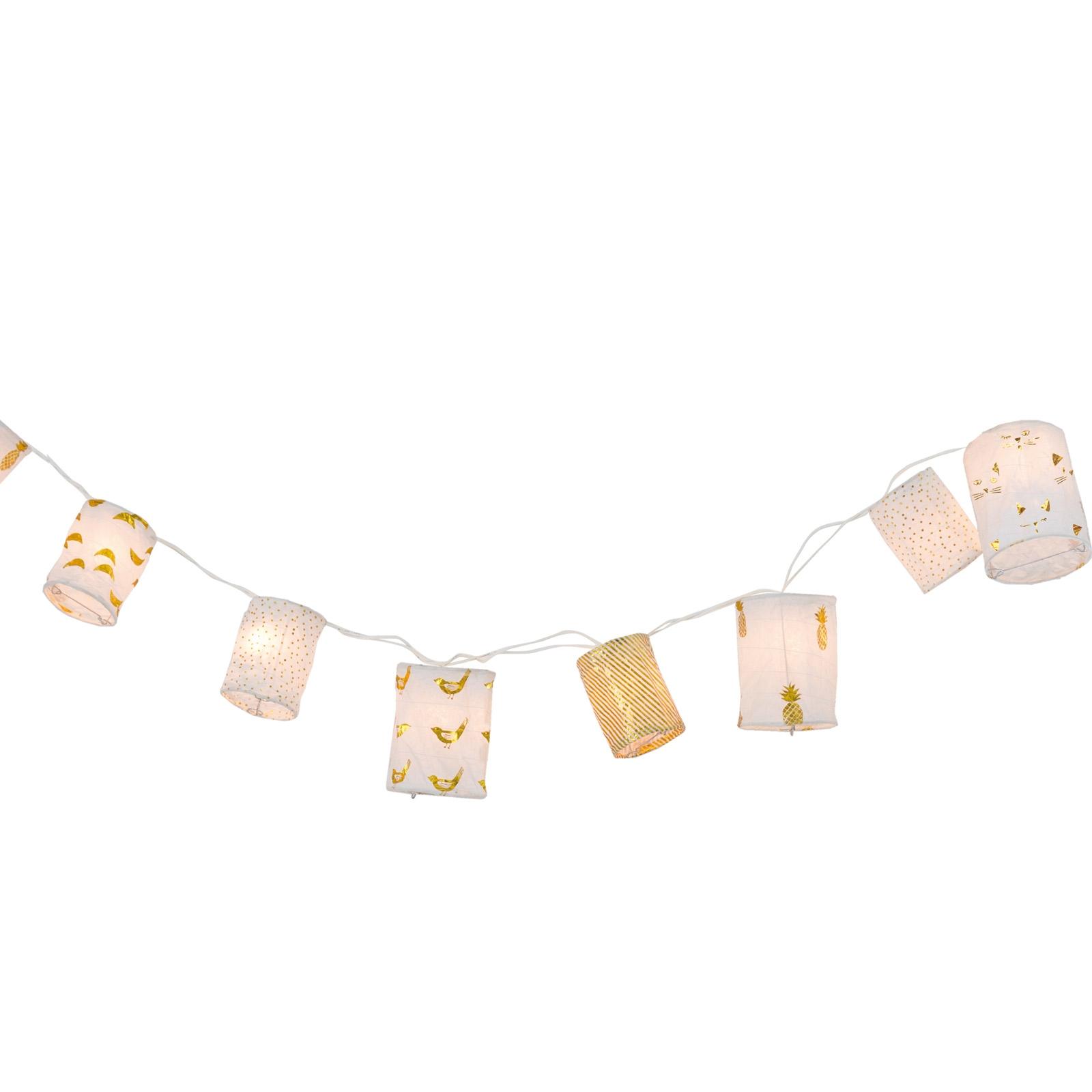 guirlandes lumineuses pour chambre bébé | berceau magique