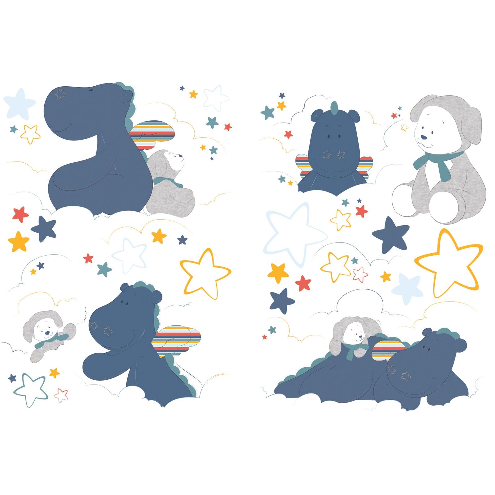 Stickers muraux de la marque Noukie s sur Berceau magique