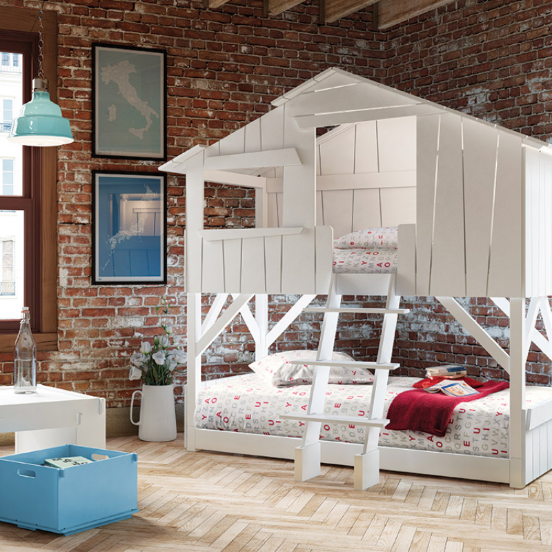 amazing lit cabane mathy by bols with lit cabane mathy by bols. Black Bedroom Furniture Sets. Home Design Ideas