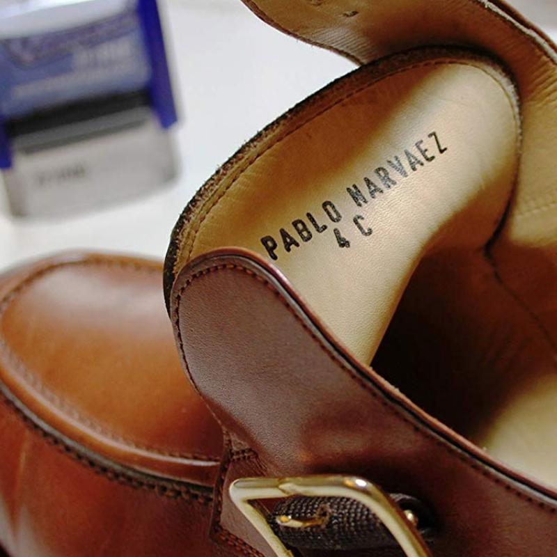 3bc54766991dd Tampon marqueur pour vêtements et livres MINE Stamp   MINE