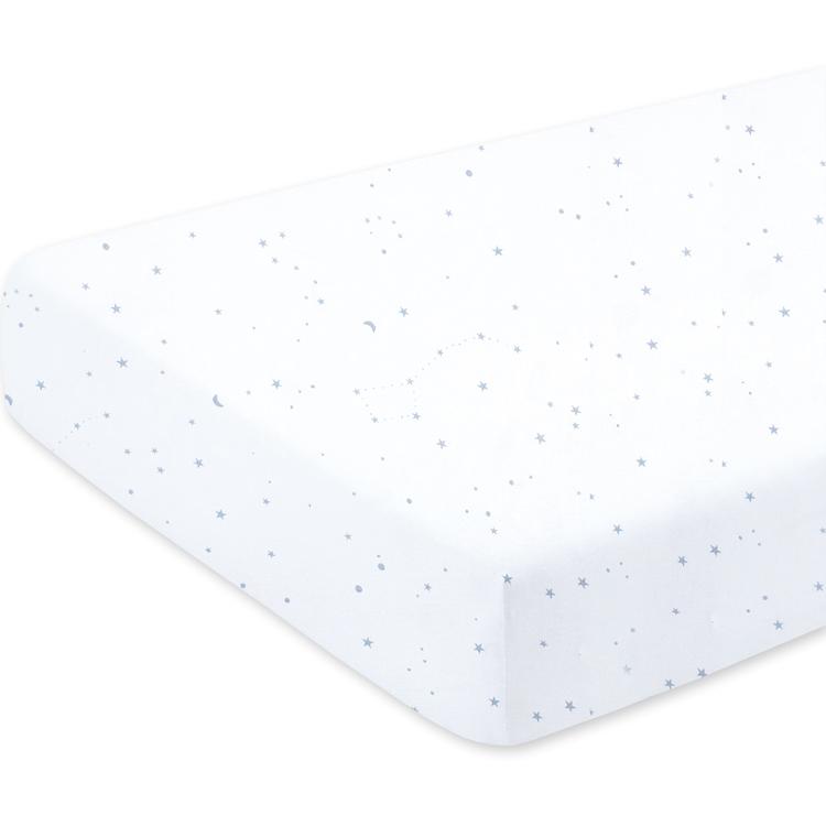Baby Comfort Drap de berceau en coton 90 x 40 cm mod/èle 3