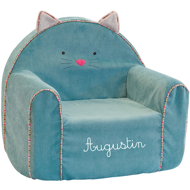 Fauteuil Club Les Pachats Personnalisable   Moulin Roty